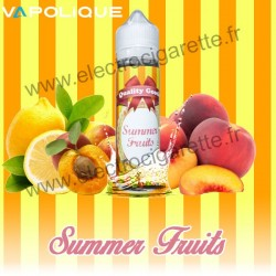 Summer Fruits - Quality Goods - Vapolique - ZHC 50 ml