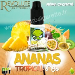 Ananas-Tropical & Co - Exo - Revolute - Arome Concentré