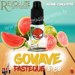 Goyave-Pastèque & Co - Exo - Revolute - Arome Concentré