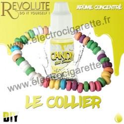 Le Collier - Candiy Old School - Revolute - Arome Concentré