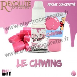 Le Chwing - Candiy Old School - Revolute - Arome Concentré