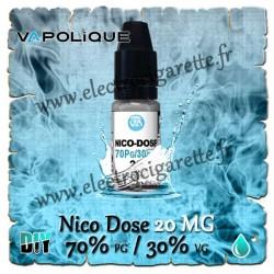 Nico Dose - 70% PG / 30% VG - Vapolique