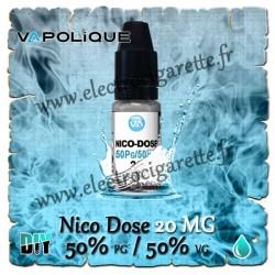 Nico Dose - 50% PG / 50% VG - Vapolique