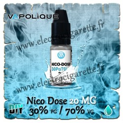 Nico Dose - 30% PG / 70% VG - Vapolique