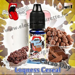 Loqness Cereal Cacao Day - Premium DiY - Big Mouth
