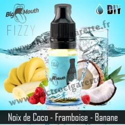 Coconut Raspberry Banana - Fizzy DiY - Big Mouth