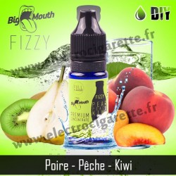 Pear Peach Kiwi - Fizzy DiY - Big Mouth