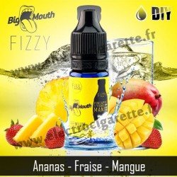 Pineapple Strawberry Mango - Fizzy DiY - Big Mouth