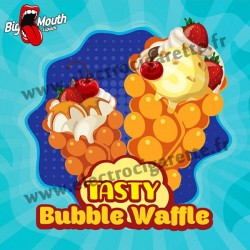 Bubble Waffle - Tasty DiY - Big Mouth