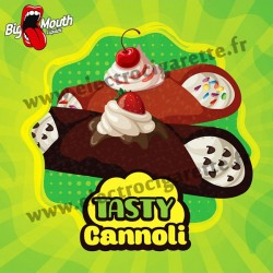 Cannoli - Tasty DiY - Big Mouth