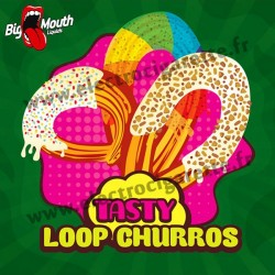 Loop Churros - Tasty DiY - Big Mouth