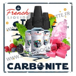 Carbonite par Le French Liquide 3 x 10ml