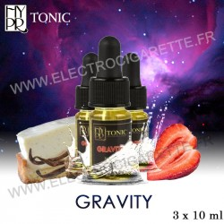 Gravity - Hyprtonic - 3 x 10 ml