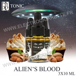 Alien's Blood - Viscocity Vapor - 3x10 ml