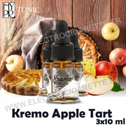Kremo Apple Tart - Hyprtonic - 3x10 ml