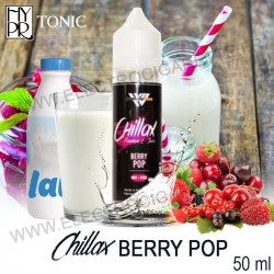 Chillax Berry Pop - Hyprtonic - ZHC 50 ml