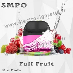 Full Fruit - SMPO Pod - 2 x Pods
