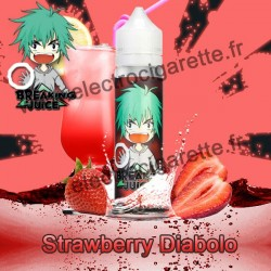 Strawberry Diabolo - Breaking Juice - ZHC 50 ml