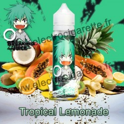 Tropical Lemonade - Breaking Juice - ZHC 50 ml