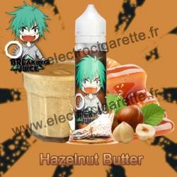 Hazelnut Butter - Breaking Juice - ZHC 50 ml