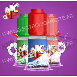 Trio Nic Up - Classic - Fresh - Sweet - 100% VG