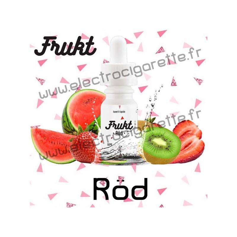 Rod - Frukt - 10 ml