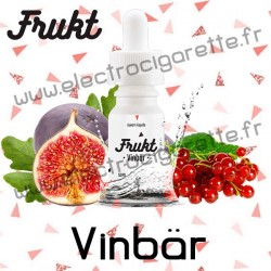 Vinbar - Frukt - 10 ml