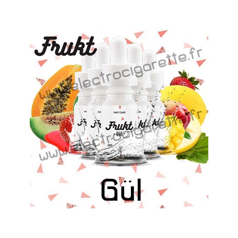 Gul - Frukt - 5x10 ml