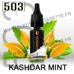 Kashdar Mint - Lasso Menthol - 503 - 10 ml