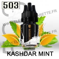 Kashdar Mint - Lasso Menthol - 503 - 3x10 ml