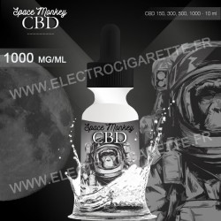 Base Terpène Neutre - 1000 mg/ml - Space Monkey