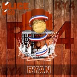 Pack 5 flacons 10 ml Ryan - D'50 - D'Lice - Medaille d'or