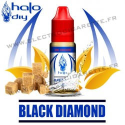 Black Diamond - White Label - Halo - Arôme Concentré - 10ml