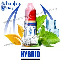 Hybrid - White Label - Halo - Arôme Concentré - 10ml