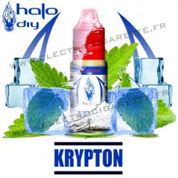 Krypton - White Label - Halo - Arôme Concentré - 10ml