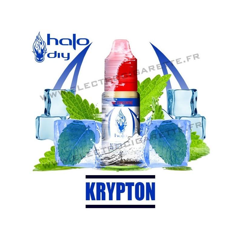 Krypton - White Label - Halo - Arôme Concentré - 10ml