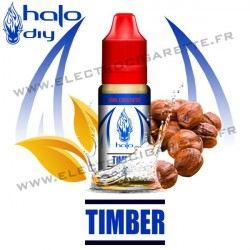 Timber - White Label - Halo - Arôme Concentré - 10ml