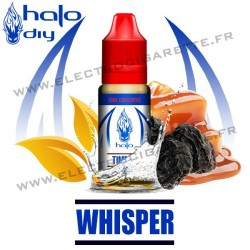 Whisper - White Label - Halo - Arôme Concentré - 10ml