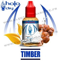 Timber - White Label - Halo - Arôme Concentré - 30ml