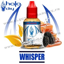 Whisper - White Label - Halo - Arôme Concentré - 30ml