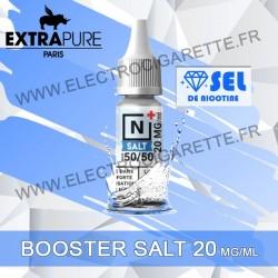 Sel de Nicotine - Booster de Nicotine - 50% PG - 50% VG - Extra Pure