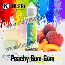 Peachy Gum Gum - Kemistry - ZHC 50 ml