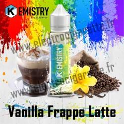 Vanilla Frappe Latte - Kemistry - ZHC 50 ml
