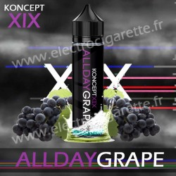 Allday Grape - Vampire Vape - Shake n Vape - ZHC 50ml
