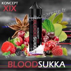 Blood Sukka - Koncept XIX - Vampire Vape - Shake n Vape - ZHC 50ml