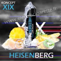Heisenberg - Koncept XIX - Vampire Vape - Shake n Vape - ZHC 50ml