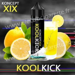 Kool Kick - Koncept XIX - Vampire Vape - Shake n Vape - ZHC 50ml