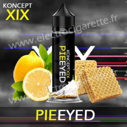 Pie Eyed - Koncept XIX - Vampire Vape - Shake n Vape - ZHC 50ml