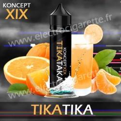 Tika Tika - Koncept XIX - Vampire Vape - Shake n Vape - ZHC 50ml