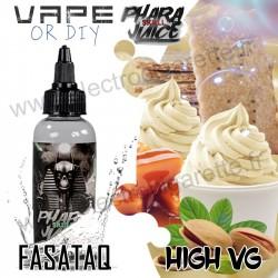 Fasataq Phara Skull - Vape Or DiY - Revolute - ZHC 50 ml - 10% PG / 90% VG